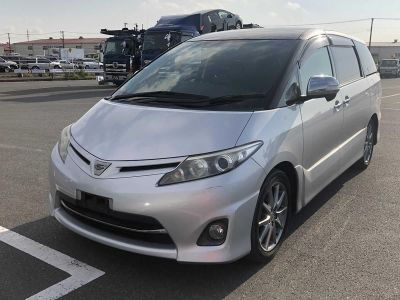 Toyota Previa 2.4 Estima Aeras G Edition Leather Package MPV Petrol SilverToyota Previa 2.4 Estima Aeras G Edition Leather Package MPV Petrol Silver at Magnum Motor Company Farnborough